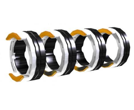 Rolki radełkowane EWM do drutu proszkowego Ø 0,8 mm