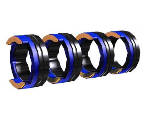 Rolki radełkowane EWM do drutu proszkowego Ø 1,0 mm