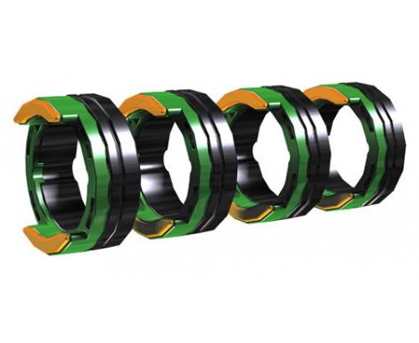 Rolki radełkowane EWM do drutu proszkowego Ø 1,4 mm