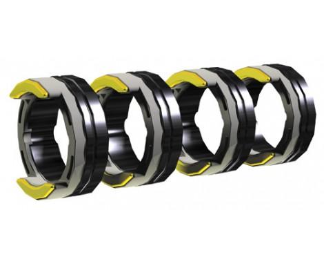 Rolki EWM U do aluminium Ø 2,0 mm