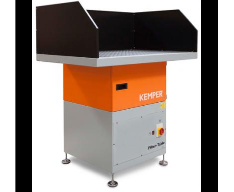 KEMPER Filter-Table