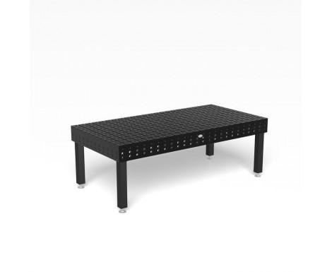 Stół rowkowany ze szczelinami skrzyżowanymi 2400x1200x200