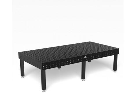 Stół rowkowany ze szczelinami skrzyżowanymi 3000x1500x200