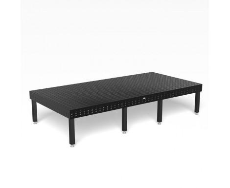 Stół rowkowany ze szczelinami podłużnymi 4000x2000x200