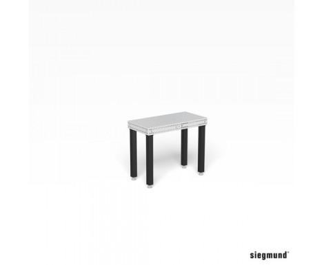 Stół Professional - stal nierdzewna 1000x500x100