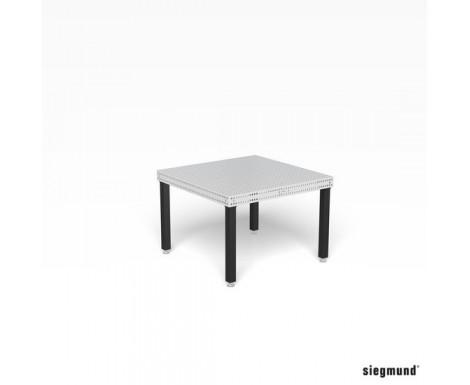 Stół Professional - stal nierdzewna 1200x1200x100