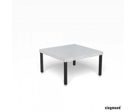 Stół Professional - stal nierdzewna 1500x1500x100