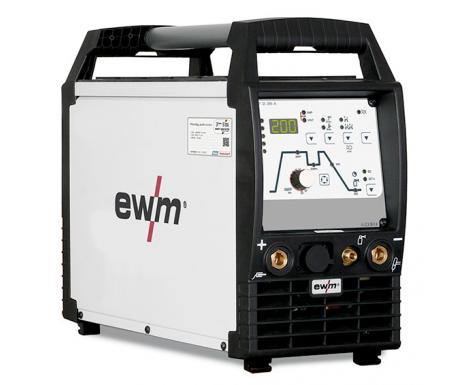 EWM PICOTIG 200 AC/DC 2.0 puls