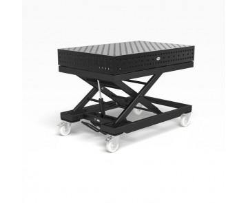 Mobilny stół podnoszony