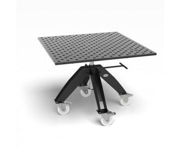 Stół obrotowy z regulacją wysokości
